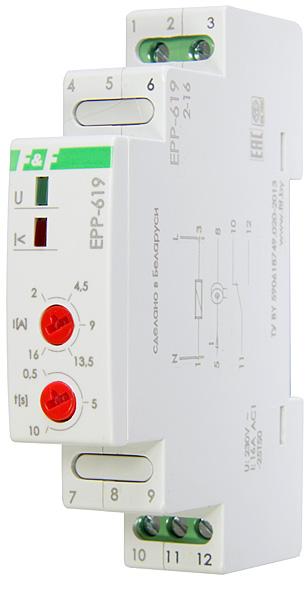 Реле тока EPP-619 исп.2