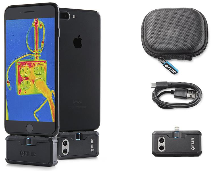 Мобильный тепловизор FLIR ONE Pro