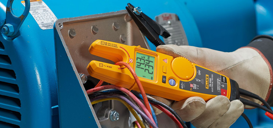 Новые электрические тестеры Fluke T6-600 и Fluke T6-1000