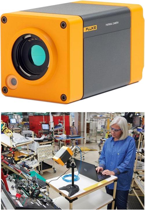 Стационарные ИК-камеры Fluke серии RSE