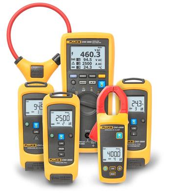 Решения Fluke для специалистов по техническому обслуживанию оборудования