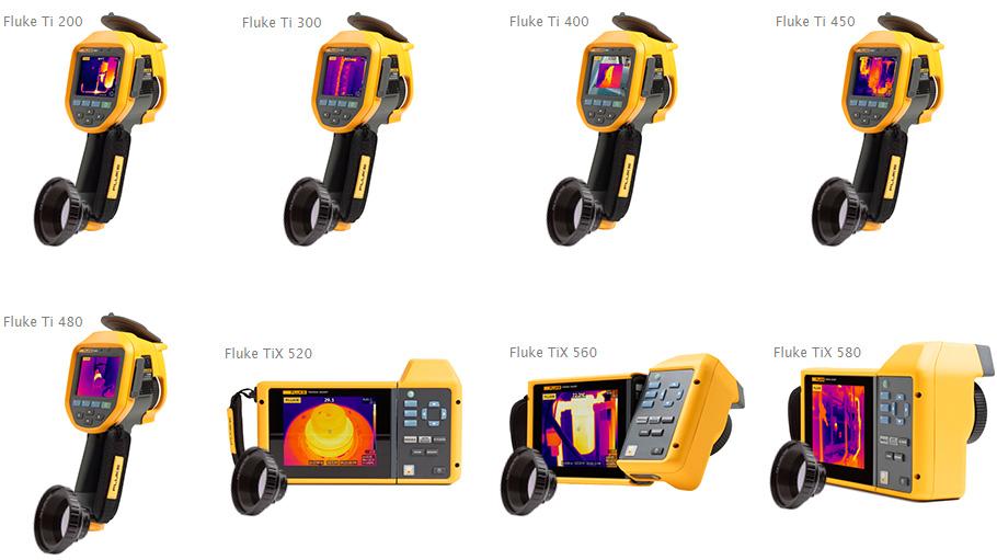 Интеллектуальный телеобъектив в подарок при покупке тепловизоров Ti200, Ti300, Ti400, Ti450, Ti480, TiX520, TiX560 и TiX580