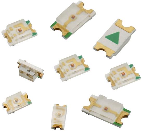 SMD светодиоды производства G-NOR