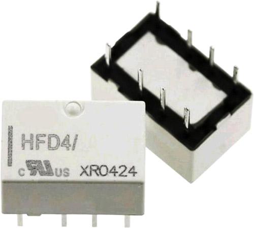 Сверхминиатюрные сигнальные реле HFD4