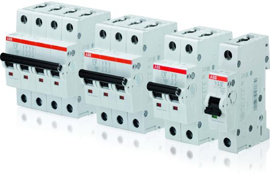 Автоматические выключатели производства компании ABB