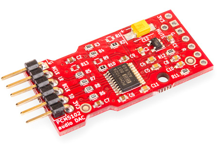 I2S ЦАП для HD Audio. Новинки собственного производства