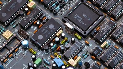 Оценка физического объема рынка электронных компонентов от компании IC INSIGHTS