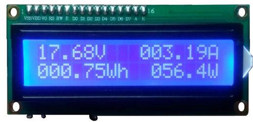 Цифровой вольт-амперметр ИКС-04-5