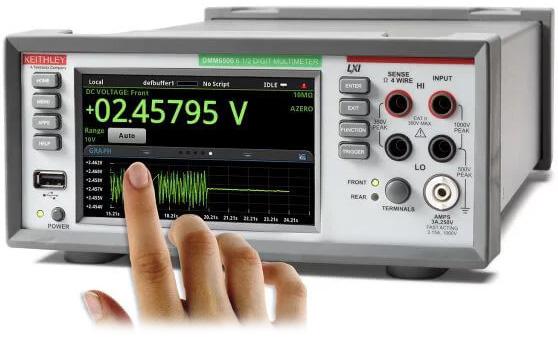 Акция на цифровые мультиметры Keithley DMM6500