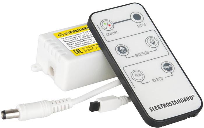 LSC 003 12V - контроллер для монохромной светодиодной ленты
