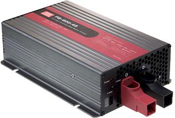 Температурная компенсация в зарядных устройствах MEANWELL