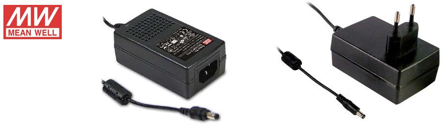 Серия GST – сетевые адаптеры от Mean Well