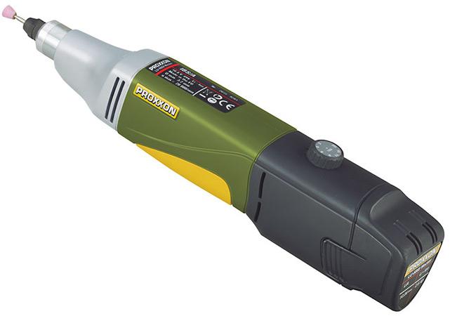 аккумуляторные  бормашинки Proxxon Micromot