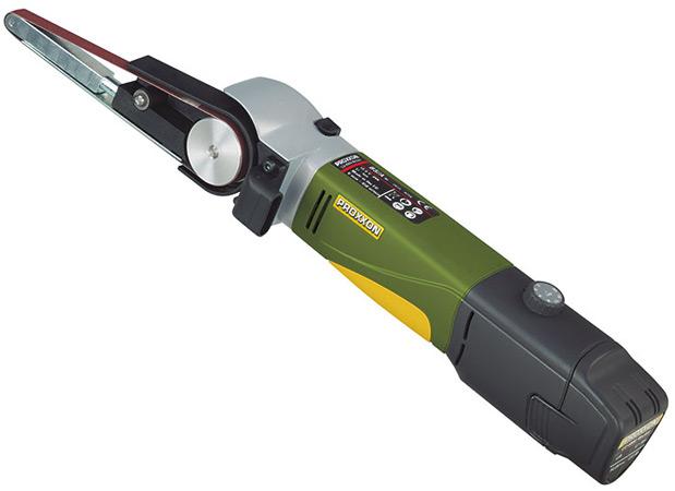 ленточные аккумуляторные шлифовальные машинки Proxxon Micromot
