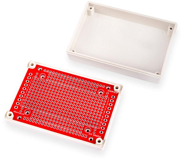 PCB adaptive в корпусе