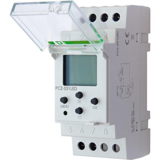 Реле PCZ-531LED для управления светодиодными устройствами