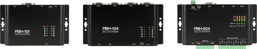 Программируемые PHPoC IoT Gateway от Sollae Systems
