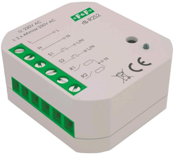 Двухканальный Bluetooth модуль управления нагрузкой