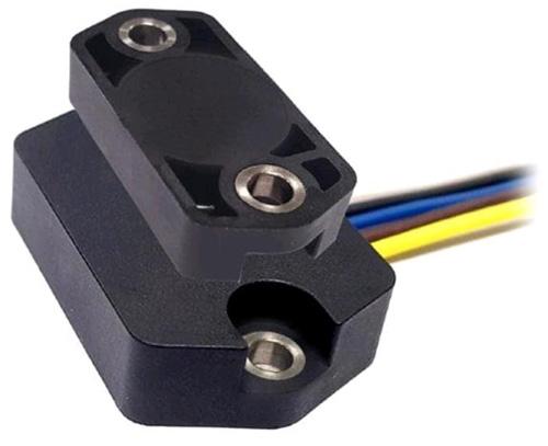 Магнитный бесконтактный датчик угла поворота PS2P-CON