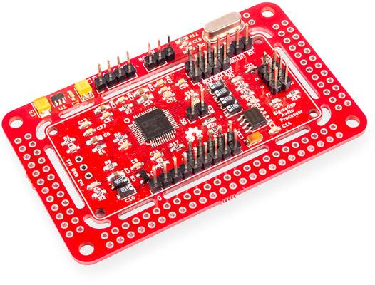 RDC2-0027V3 - модуль цифровой обработки звука на SigmaDSP ADAU1701 версия3. Новинки собственного производства