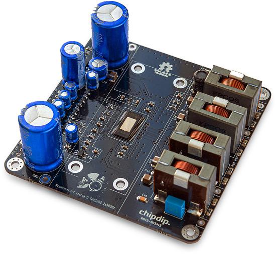 Усилитель RDC2-0034 All-in-One Epcos ещё компактнее. Новинки собственного производства