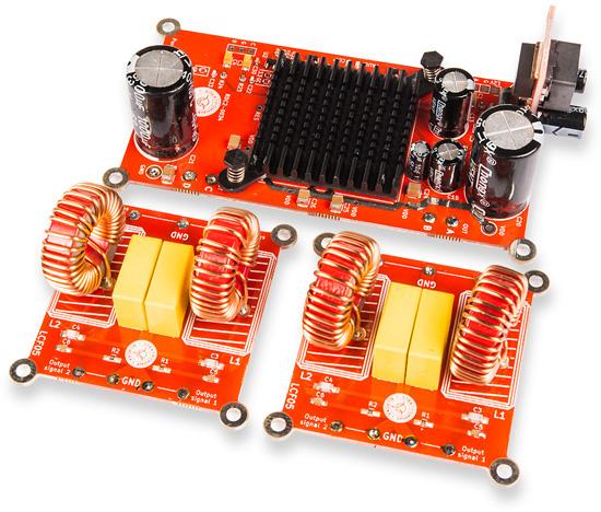 Новинки собственного производства. RDC2-0034a - Высококачественный высокоэффективный 600-ваттный усилитель НЧ класса D