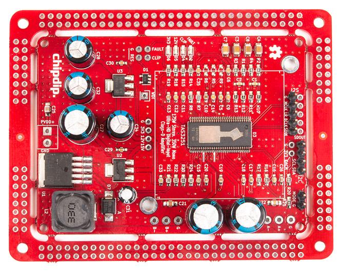 RDC2-0050. Цифровой Ultra-HD усилитель мощности, 175Вт Stereo. Новинки собственного производства