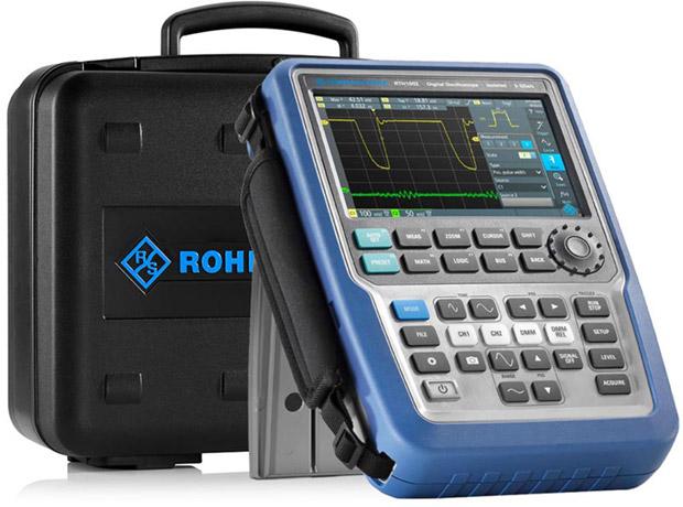 Цифровой осциллограф Rohde&Schwarz RTH1002PLUS иRTH1004PLUS