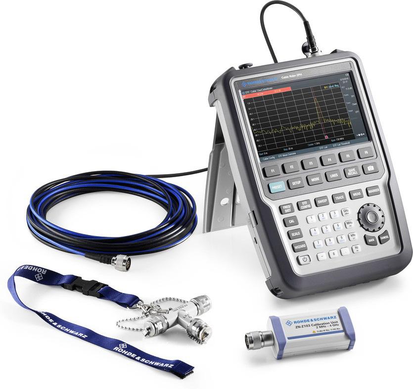 Анализатор антенно-кабельных систем R&S® ZPH