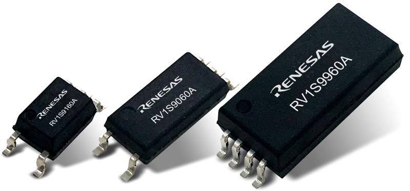 Быстродействующая оптопара RV1S9
