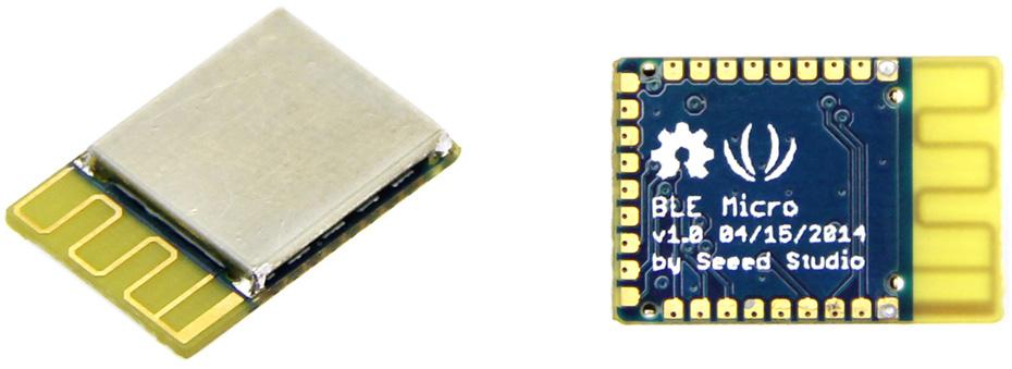 Seeed Micro BLE Module - беспроводной Bluetooth Low Energy модуль на основе SoC nRF51822