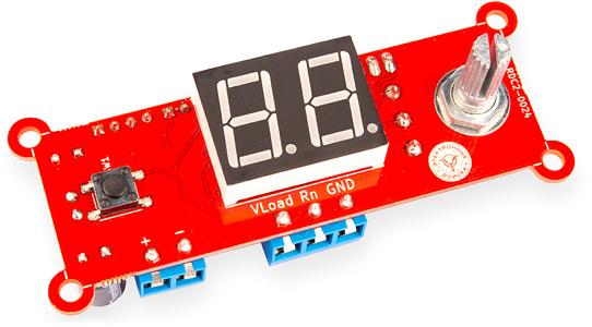 Одноканальный ШИМ регулятор мощности RDC2-0024. Новинки собственного производства