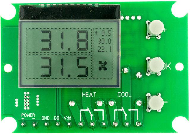 Терморегулятор Smartmodule STL0052
