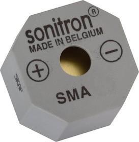 Пьезоизлучатели с генератором Sonitron серии SMA