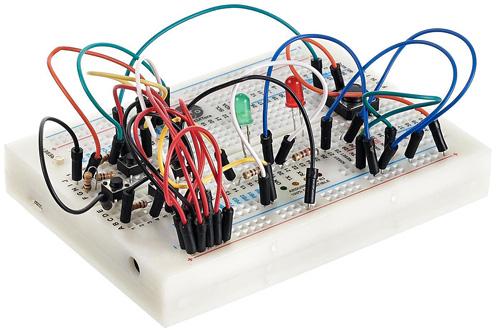 STEMTera Arduino Breadboard [white]