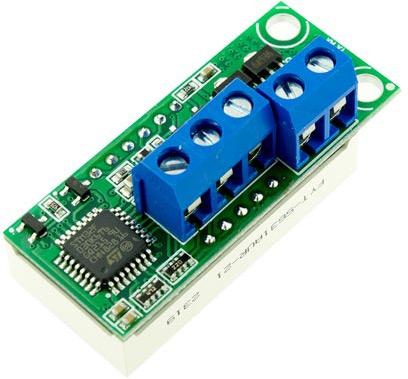 STH0057 – новая серия индикатора температуры для работы с датчиком DS18B20