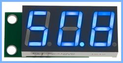 SVH0043UB-100, голубой