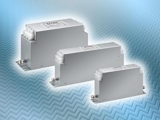 Трёхфазные ЭМС-фильтры серии B84243A от TDK