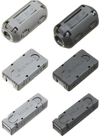 Ферритовые фильтры серии ZCAT от компании TDK