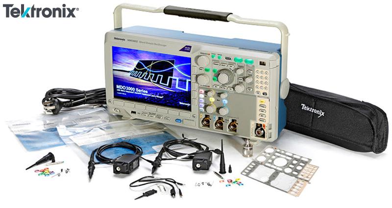Специальное предложение на осциллографы Tektronix MDO3000/MDO4000C