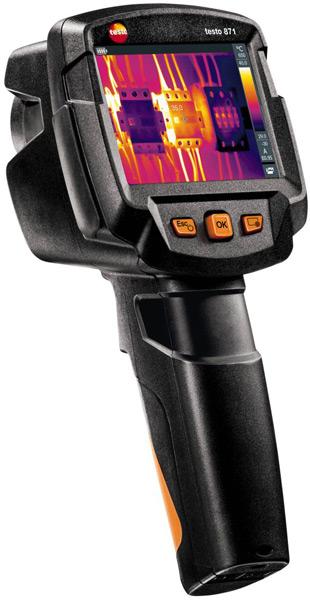 Тепловизор Testo 871 - умная термография для профессиональных задач