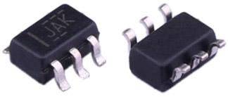 TS5A3159DCKR – аналоговый переключатель для портативных аудиосистем от Texas Instruments