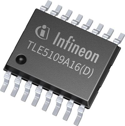 AMR датчики углового положения TLE5109A16
