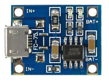 TP4056 charge module