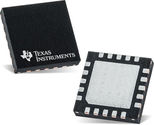 Мощный PoE контроллер TPS2373