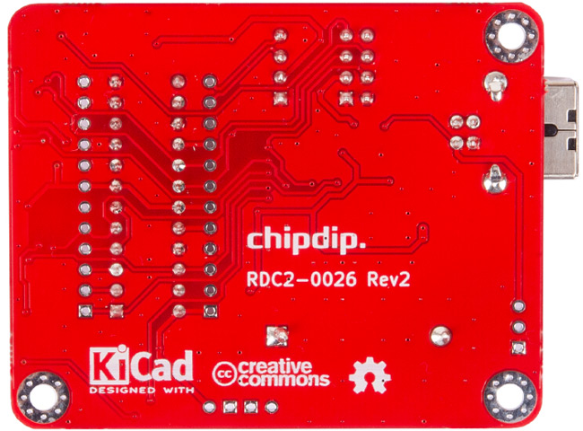USB программатор RDC2-0026A - новый формат, новое ПО