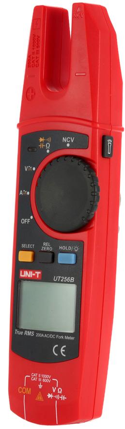UT256B 200A true RMS тестер вилочного типа