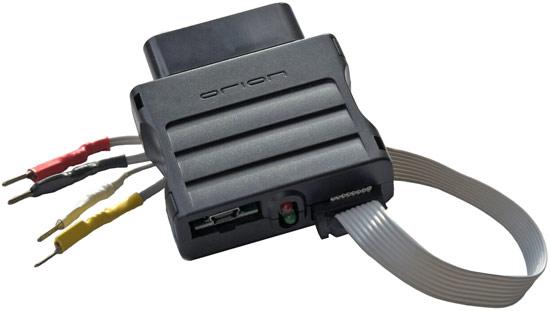 Адаптер для диагностики двигателя автомобиля по K и L линиям