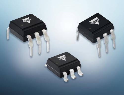Новая серия симисторных оптронов VOT8026A