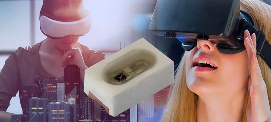 Быстродействующий ИК излучатель повышенной мощности VSMY58
